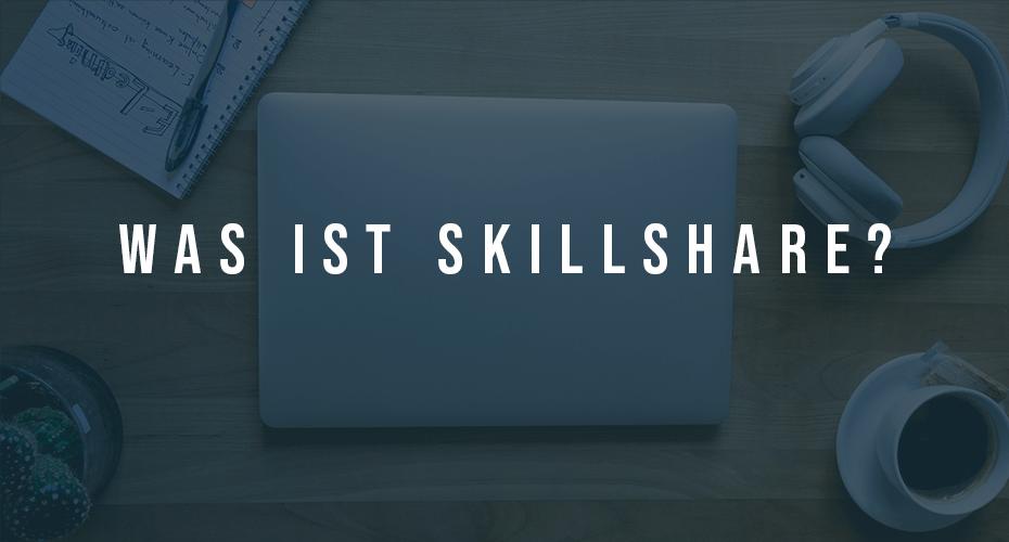 was ist skillshare laptop