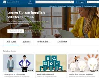 LinkedIn Learning Erfahrungen