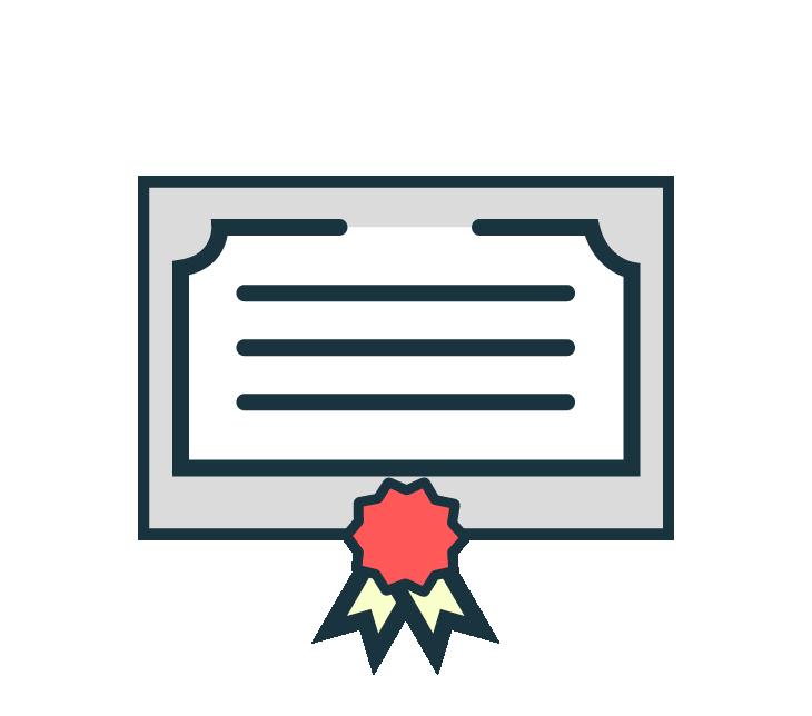 Zertifikate Udemy Erfahrungen icon