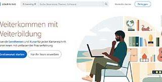 LinkedIn Learning Beitragsbild